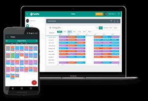 FieldPie: Plan Ekranı