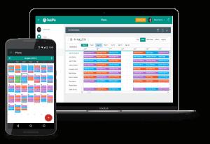 FieldPie: Saha Otomasyonu - Planlama & Dağıtım